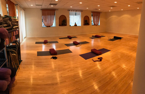 image of Namo yoga studio
